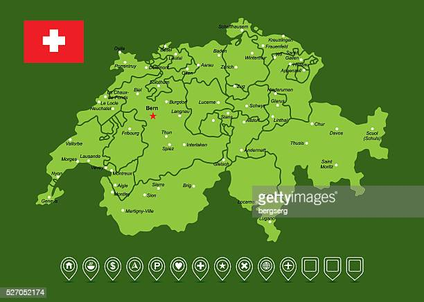 Fribourg Canton Stock Illustrations And Cartoons   Getty Images