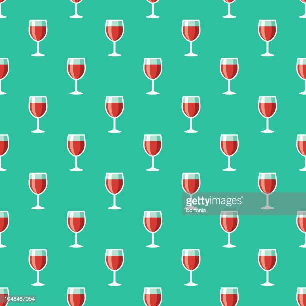 switzerland wine seamless pattern - red wine stock illustrations, clip art, cartoons, & icons