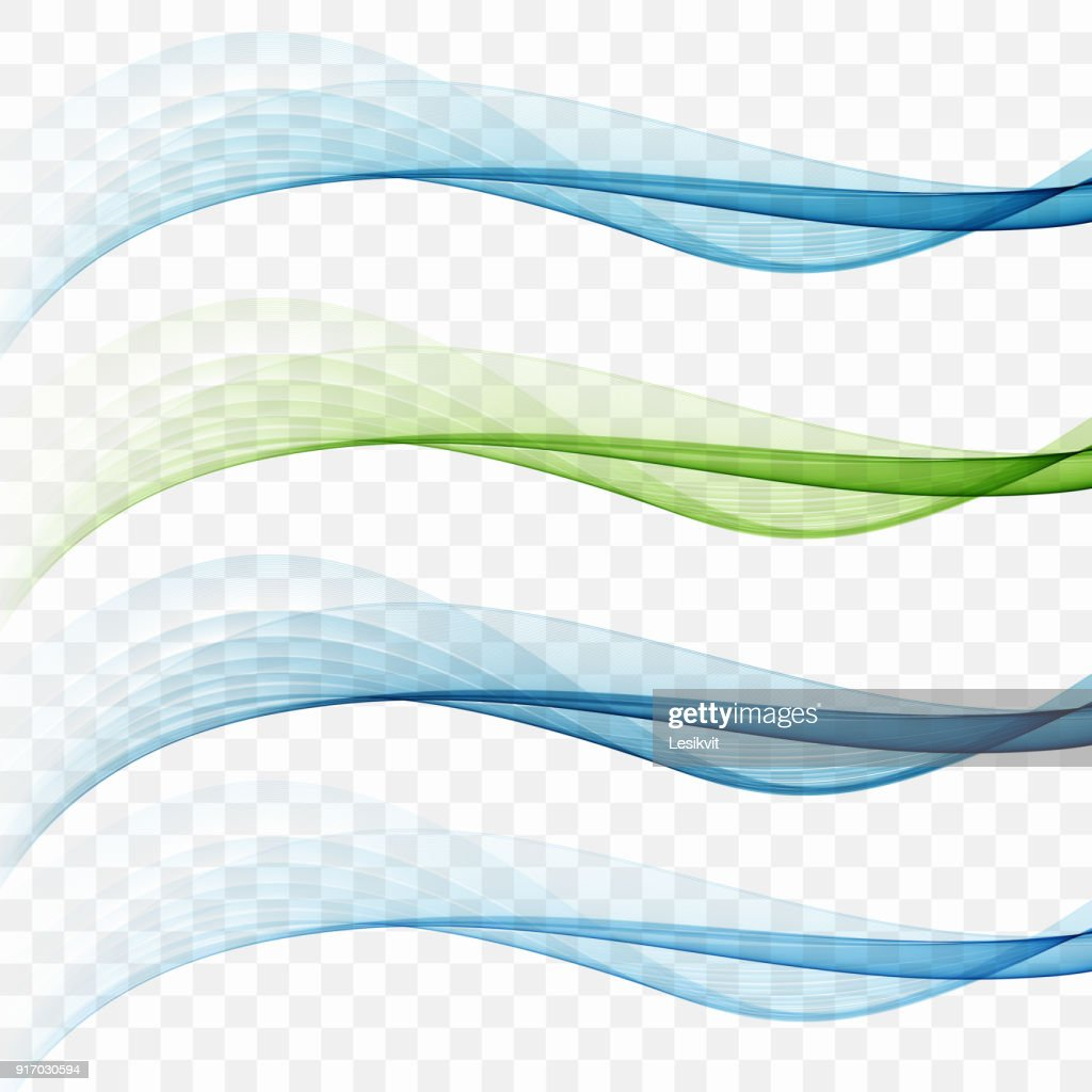 Swoosh wave lines layout with abstract fresh dynamic streaks