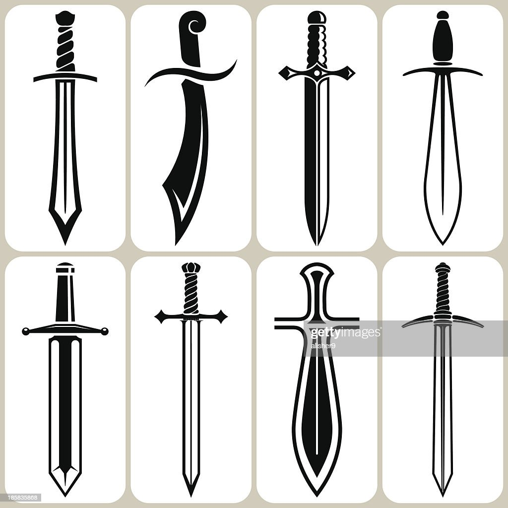 swords set