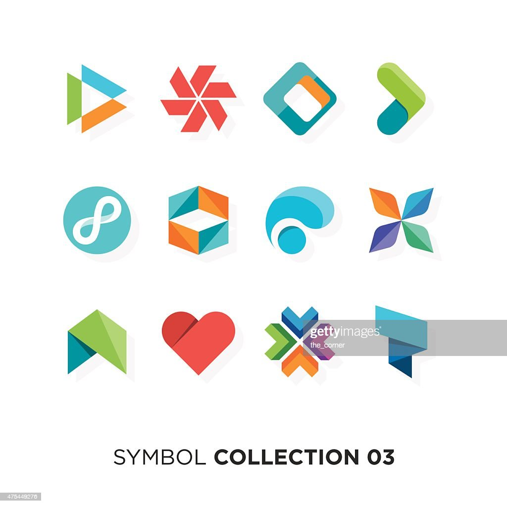 Symbol collection 03