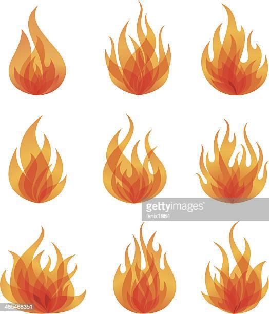 Symbol flame
