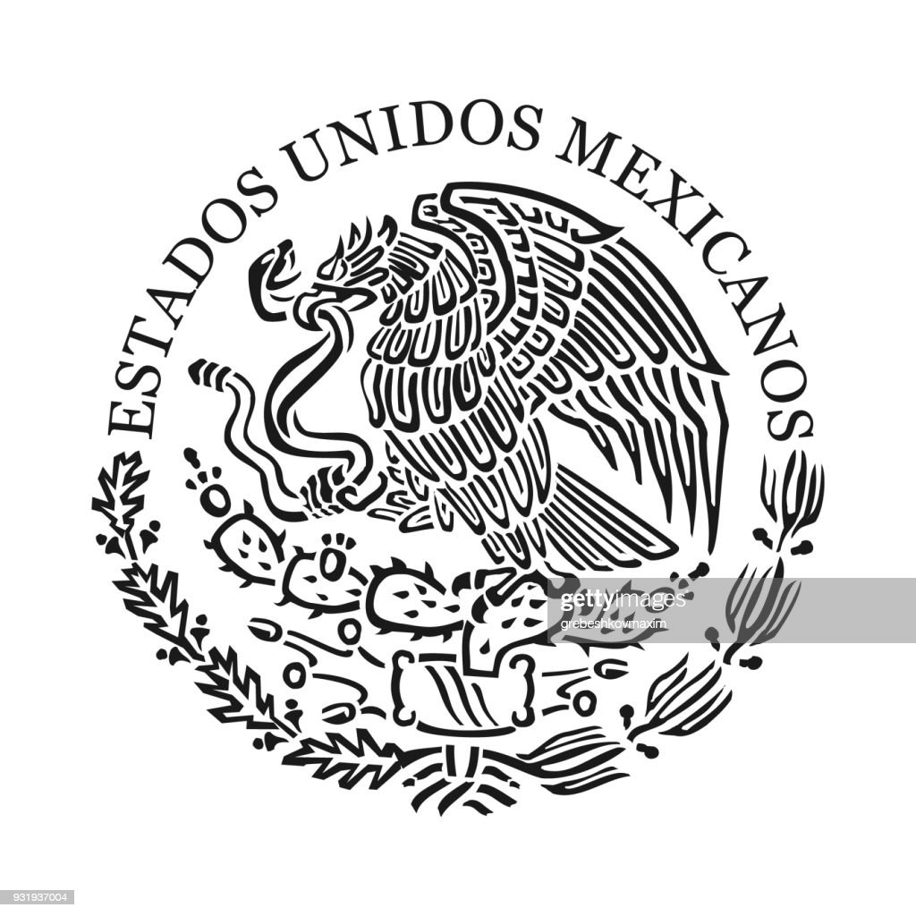 Symbol of Mexico.