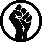 Symbol of the black freedom movement.