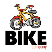 symbol or label for bike store or company