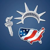 Symbols of liberty