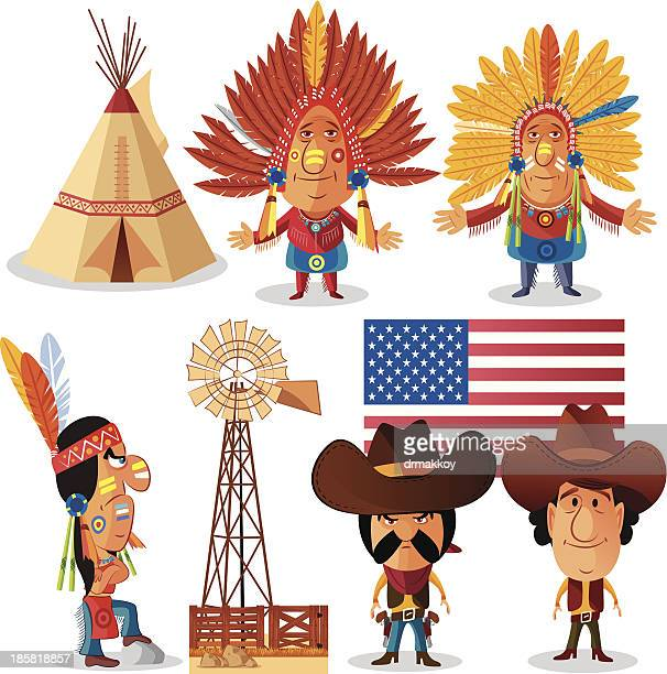 Indigenous American Culture Stock Illustrations And Cartoons Getty