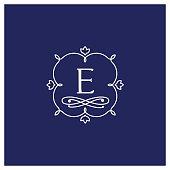 symmetric monogram