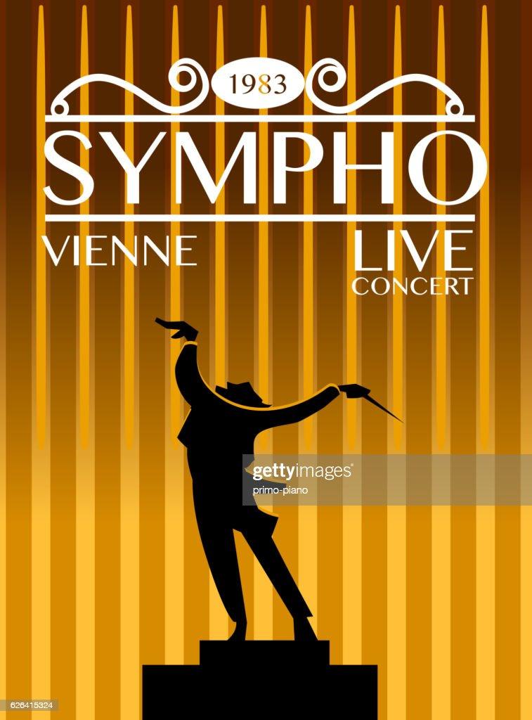 Sympho Vienna Live Concert Concept