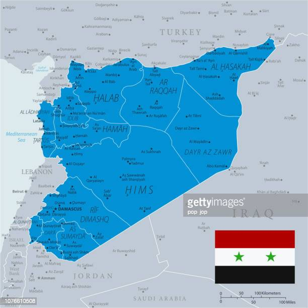 33 - Syria - Blue Gray 10