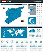 34 - Syria - Blue Gray Infographic q10