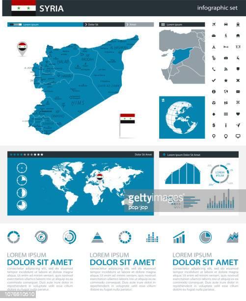 34 - Syrien - blau grau Infografik q10