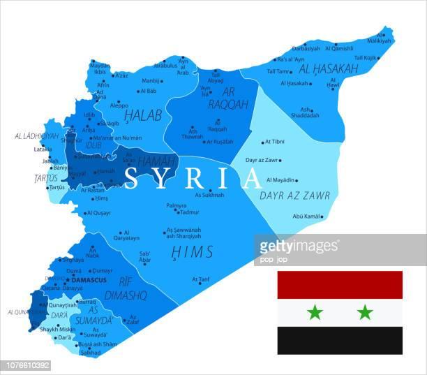 04 - Syrien - blau vor Ort isoliert 10