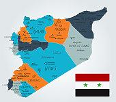 13 - Syria - Blue-Orange 10