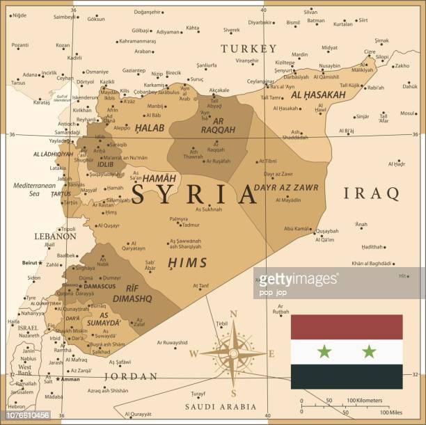 25 - Syrien - Vintage Golden 10