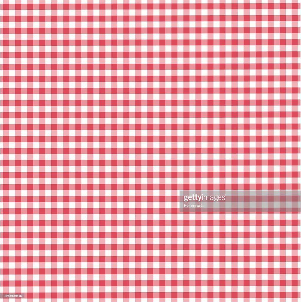 Tablecloth Seamless Pattern