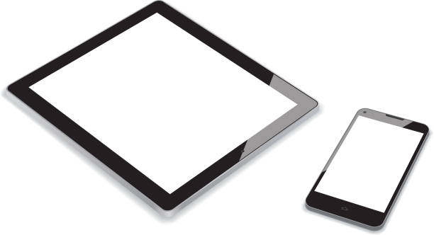 Tablet Pc And Cellphone Wall Art