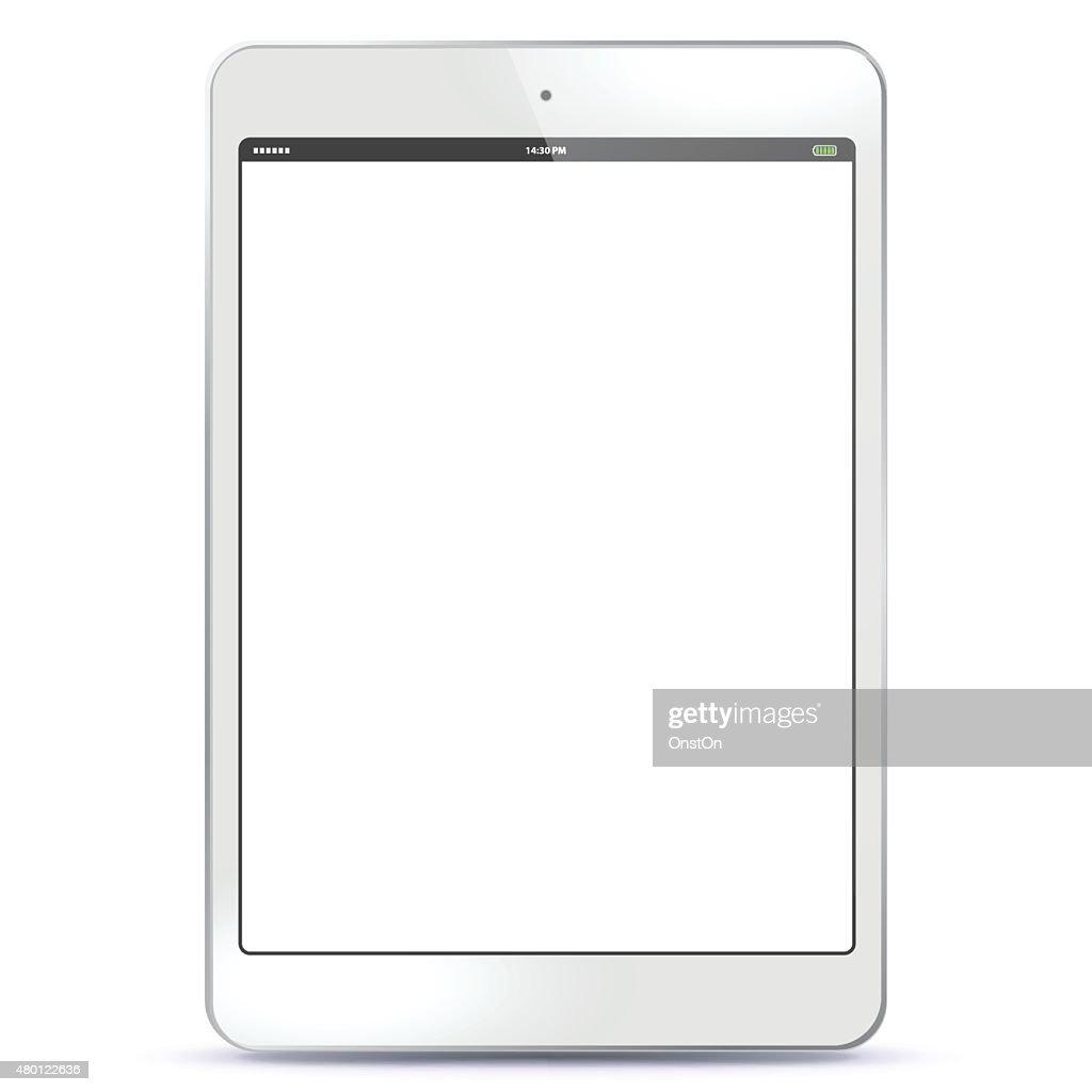 Tablet PC White