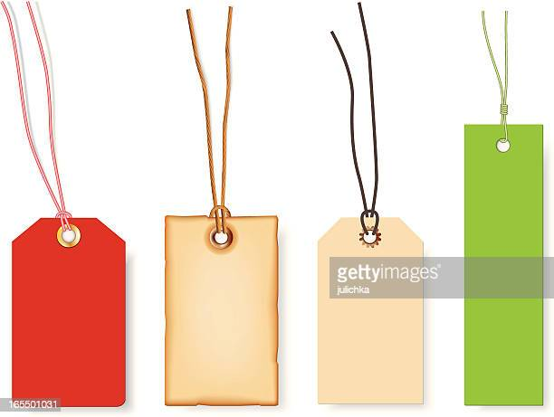 tags - luggage tag stock illustrations, clip art, cartoons, & icons