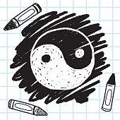 Tai Chi doodle