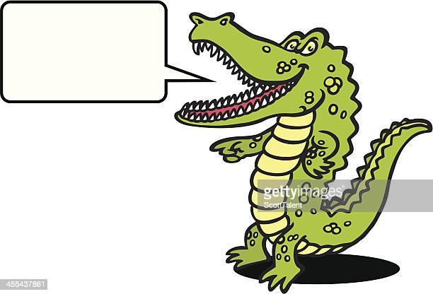 Talking Croc