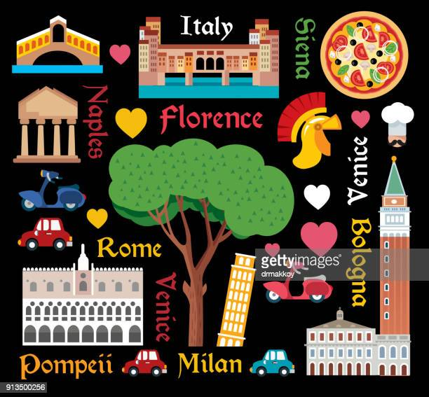 Italy Reisen