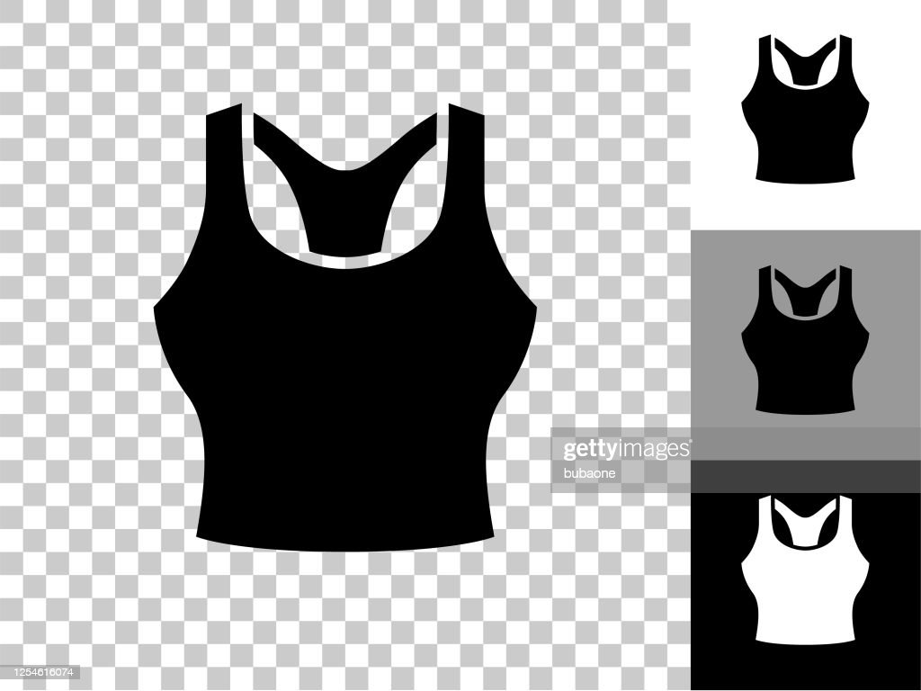 tank top icon on checkerboard transparent background high res vector graphic getty images https www gettyimages com detail illustration tank top icon on checkerboard transparent royalty free illustration 1254616074