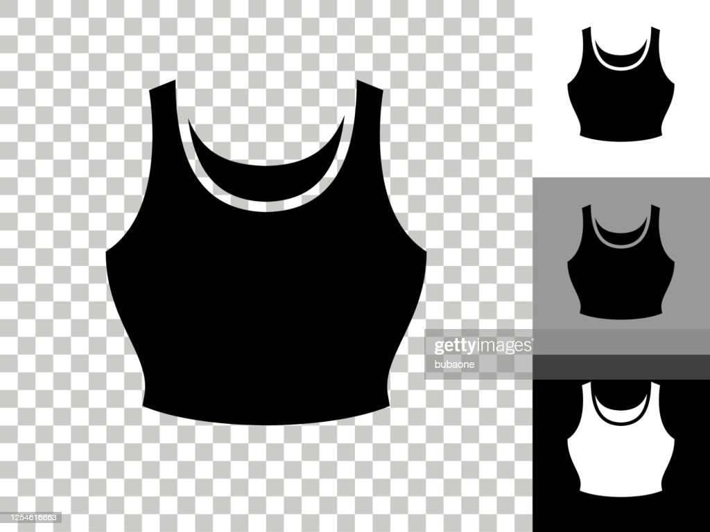 tank top icon on checkerboard transparent background high res vector graphic getty images https www gettyimages com detail illustration tank top icon on checkerboard transparent royalty free illustration 1254616663