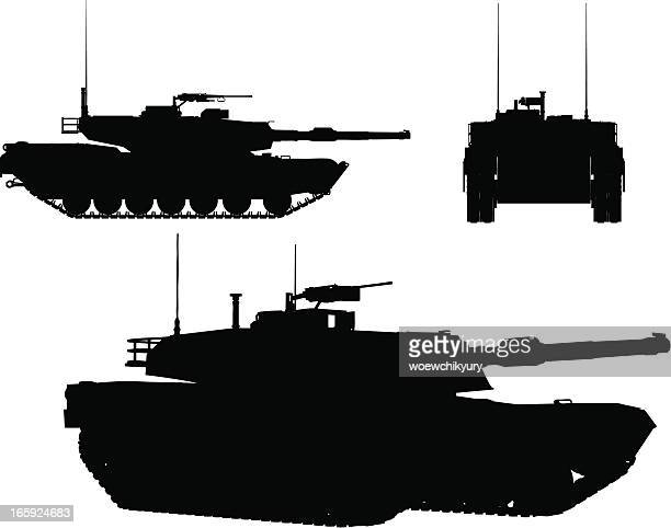 tank vector - tank stock illustrations, clip art, cartoons, & icons