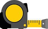 tape measure yellow