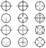 Target Crosshair Icon
