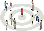 Target Customer Illustration