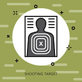 Target Military Icon