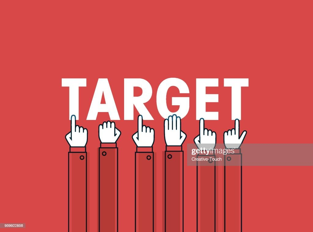 Target : Stock Illustration