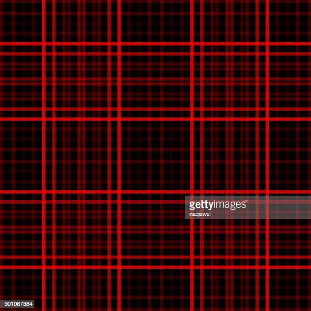 Tartan Pattern Background
