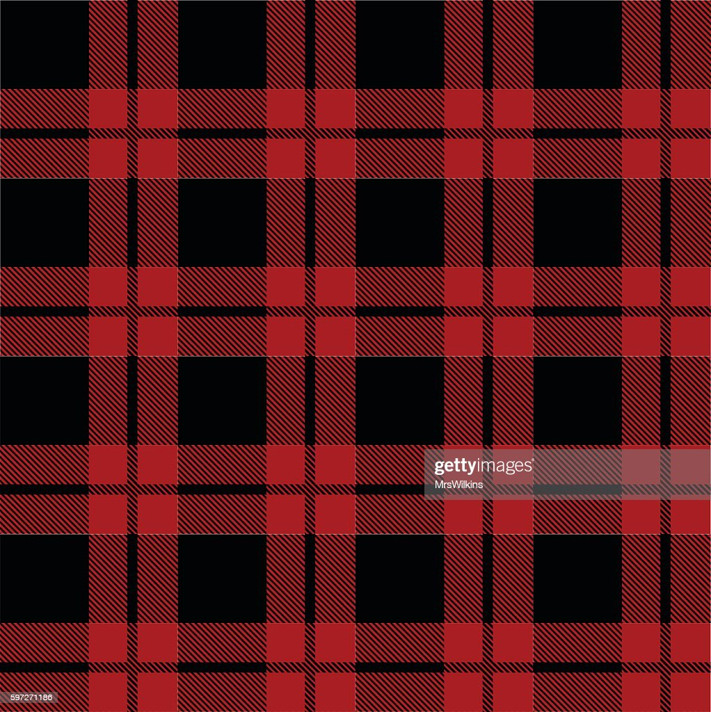 Tartan pattern vector illustration