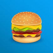Tasty Classic Burger
