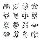 Tattoo designs icons pack
