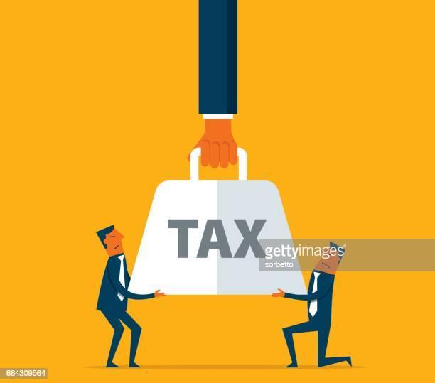 tax - fee stock illustrations