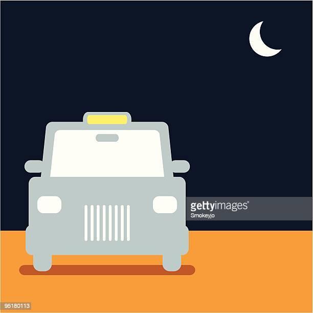 ilustraciones, imágenes clip art, dibujos animados e iconos de stock de de taxi - taxista