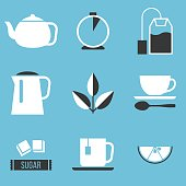 tea preparation icon