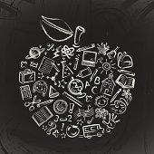 Teacher's Apple