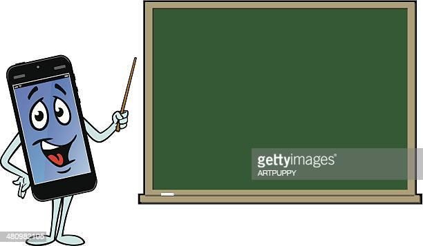 PDA Teaching With Blackboard
