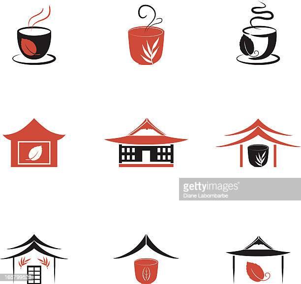 47 茶屋 Stock Illustrations Clip Art Cartoons Icons Getty Images