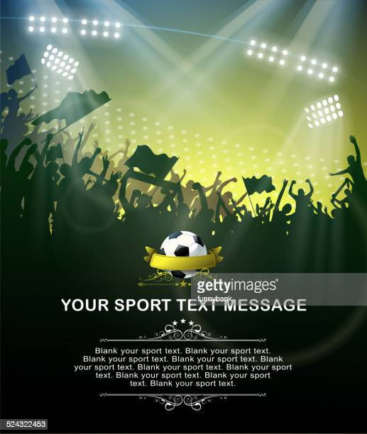 team sport fun - football field stock illustrations, clip art, cartoons, & icons