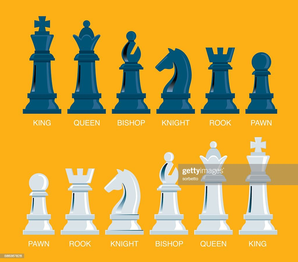 King chess piece stock illustrations and cartoons getty images team with chess pieces biocorpaavc Gallery