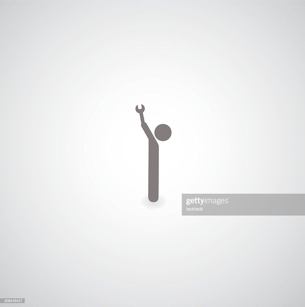 Technician symbol