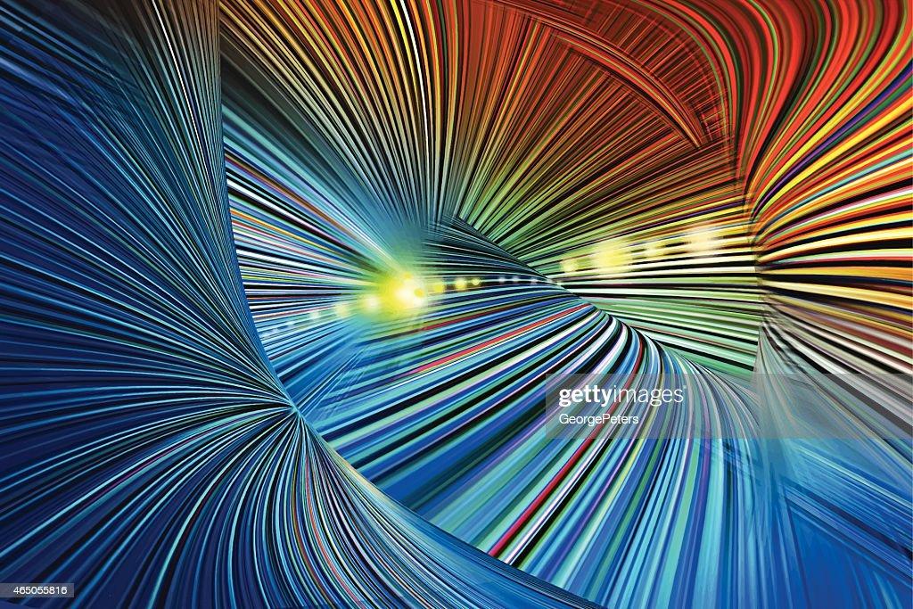 Technologie abstrakt Hintergrund : Stock-Illustration