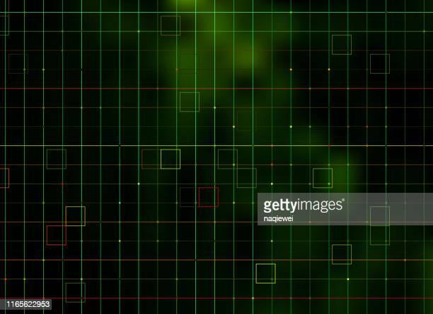 技術の抽象的背景 - 電子点のイラスト素材/クリップアート素材/マンガ素材/アイコン素材