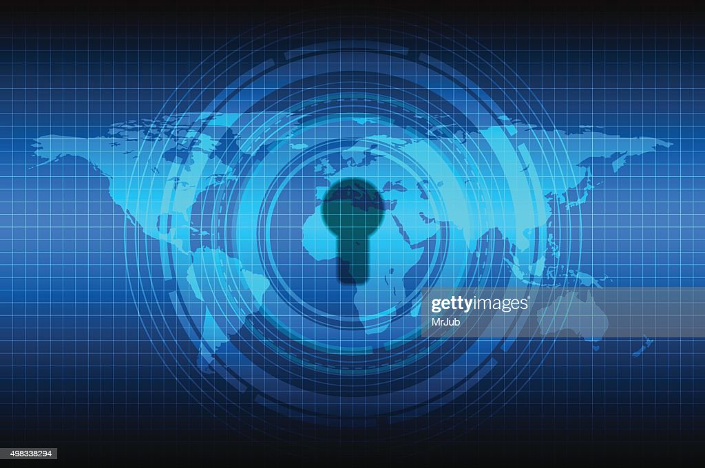 Technology abstract for security of the world
